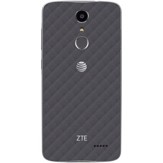 New Blade Spark ZTE Z971 16GB AT&T GSM GLOBAL UNLOCKED Smartphone - Dark  Gray