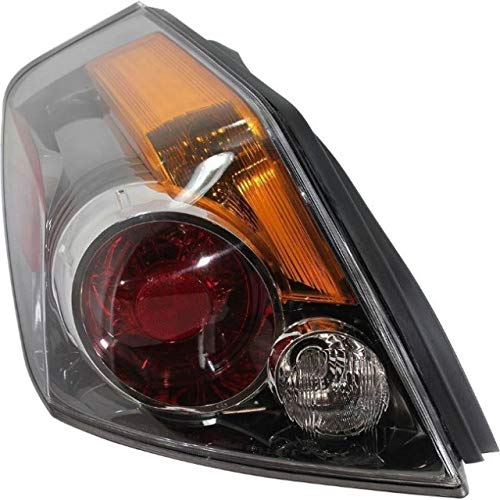 Tail Light - Cooling Direct Fit/For NI2800190 10-12 Nsn Altima-Sdn 10-11 Hybrid Tail Lamp Assembly Lh CAPA