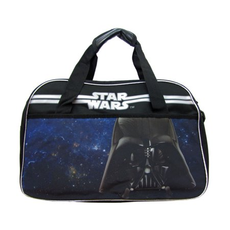 F A B Star Wars Luggage Darth Vader In Space 17 Inch
