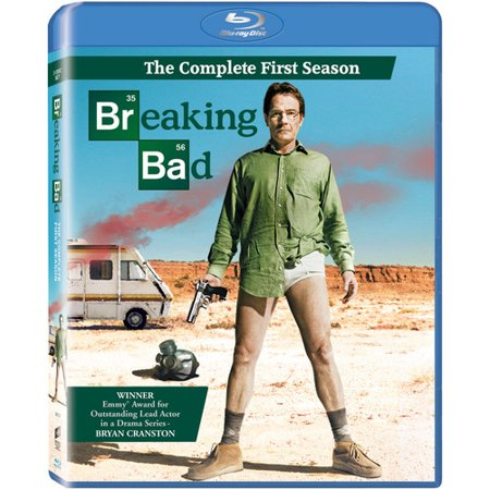 Breaking Bad: The Complete First Season (Blu-ray) (Best Lines From Breaking Bad)