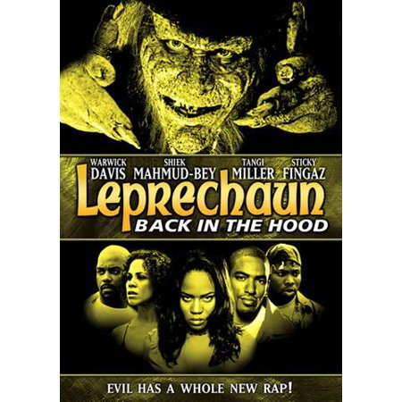 leprechaun back to the hood movie