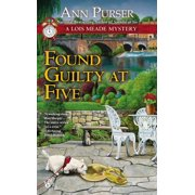 Found Guilty at Five - eBook