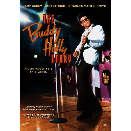 The Buddy Holly Story (DVD) ()