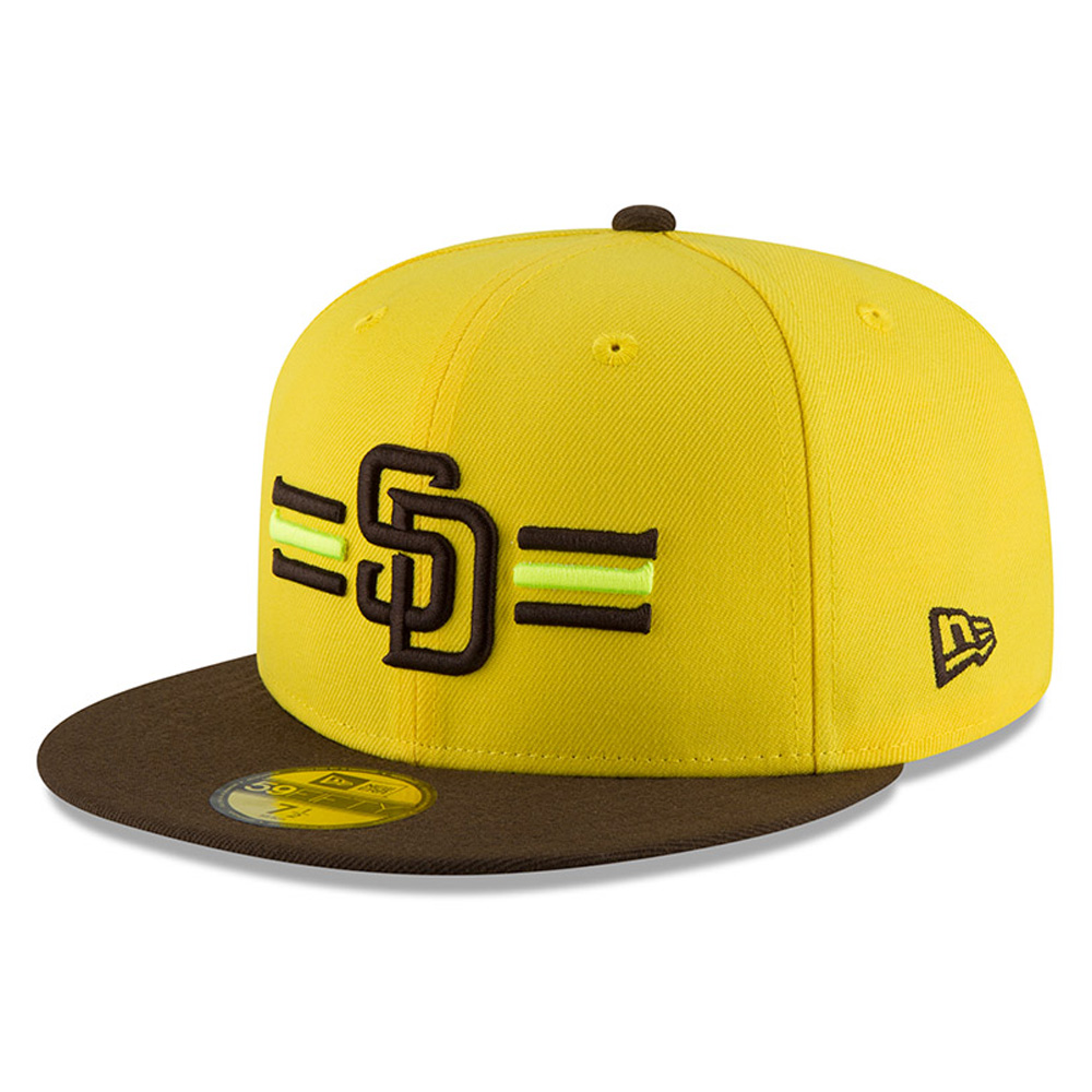 big sale 7b979 80ffc denmark product image san diego padres new era youth 2018 players weekend  on field 59fifty fitted