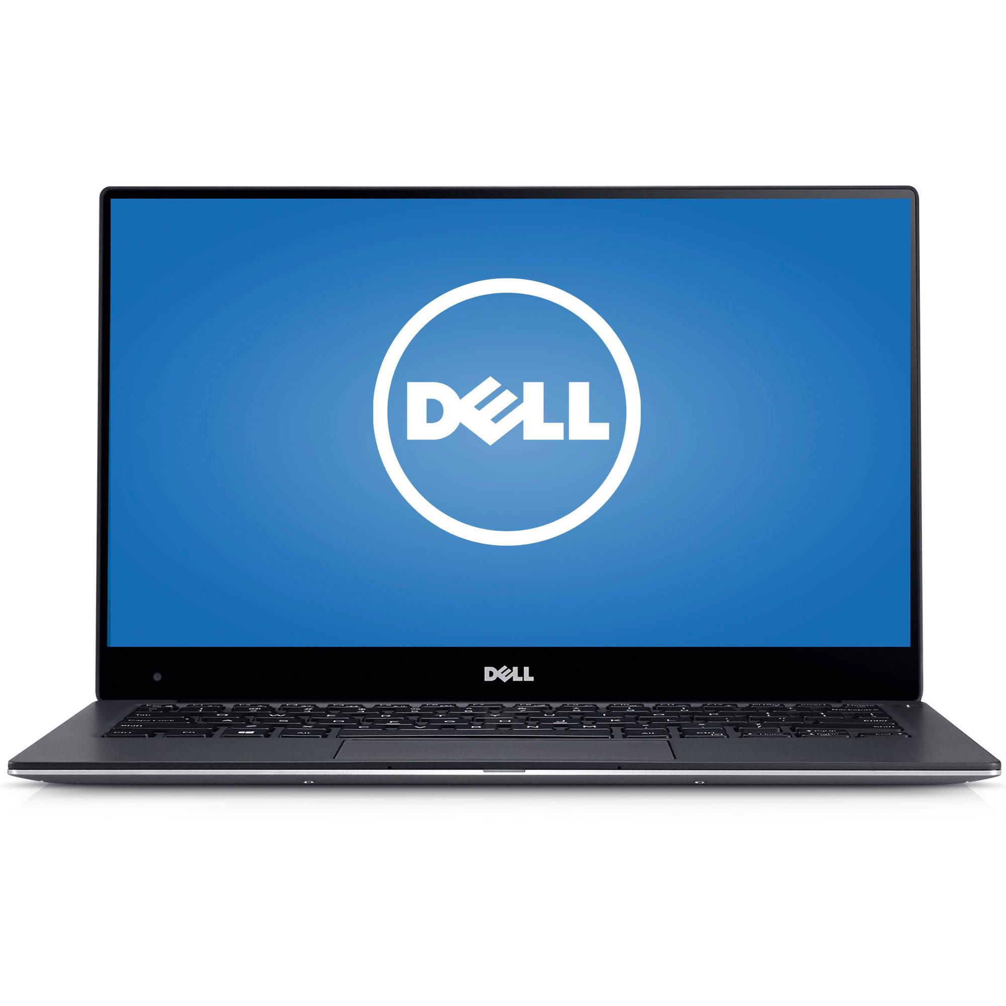 "Dell XPS 13.3"" Laptop, Touchscreen, Windows 10 Home, Intel Core i5-7200U Processor, 8GB RAM, 256GB Solid State Drive"