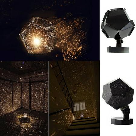 Astro Star Sky Laser Projector Cosmos Night Light Constellation Lamp Valentine's Day Gift Bedroom