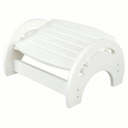 Kidkraft Adjustable Stool For Nursing White Walmart Com