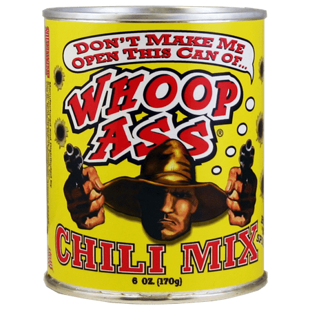 Whoop Ass Chili Mix (Whoop Ass Chipotle)