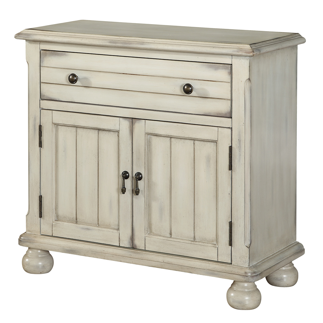 Coast To Coast 91819 Two Door One Drawer Cabinet