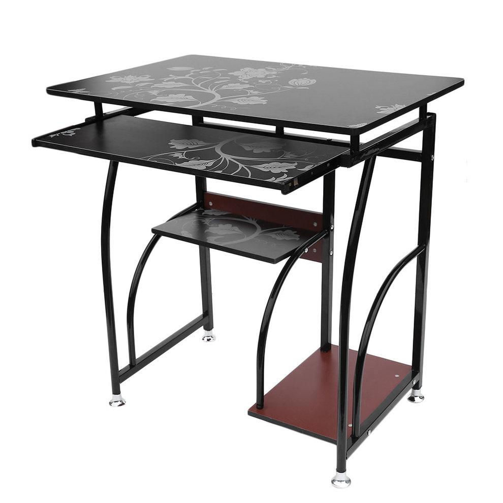 Modern Computer Laptop Desk Table Workstation Home Office...