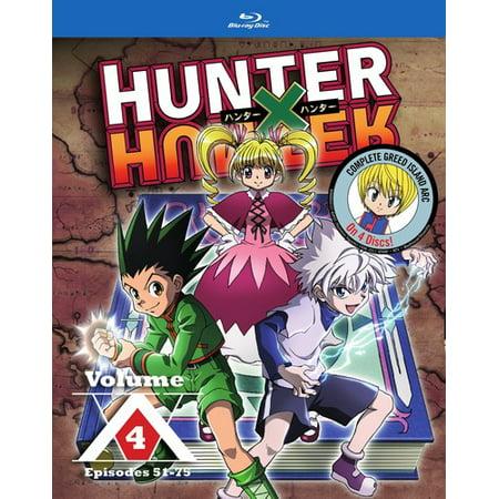 Hunter x Hunter Set 4 (Blu-ray) (Hunter X Hunter 2011 Chimera Ant Arc)