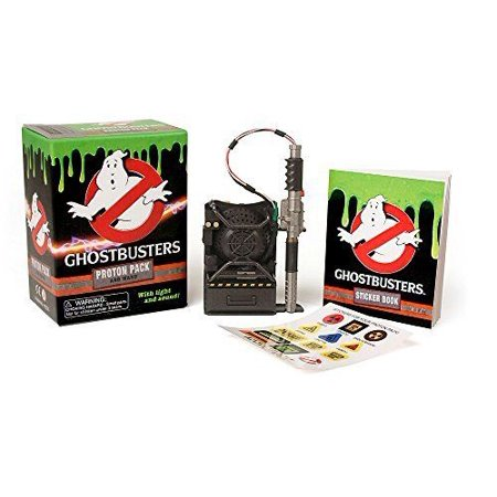 Ghostbusters Proton Backpack (NEW - Ghostbusters: Proton Pack and Wand (Miniature)
