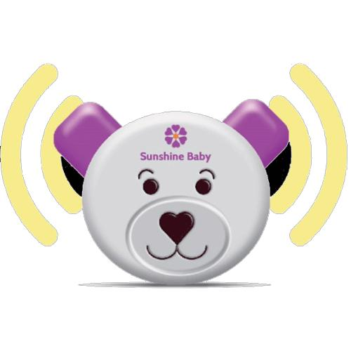Sunshine Baby Alarm Child Car Seat Alarm System