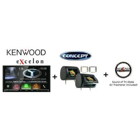 Kenwood Excelon DNX994S 6 95