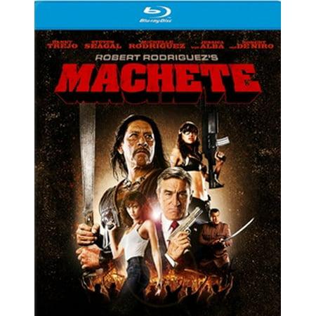 Machete (Blu-ray) - Machete Jason