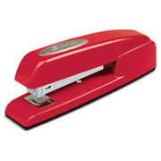 Swingline Stapler, 747, Business, Manual, 25 Sheet Capacity, Desktop, Rio Red (74736)