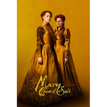 Mary Queen Of Scots (DVD) - Queen Of The Dead