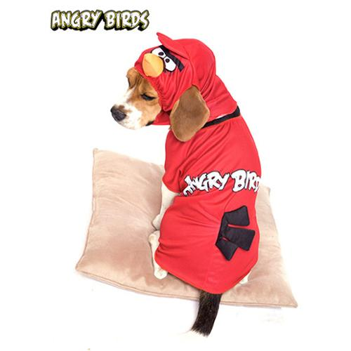 Angry Birds Red Bird Pet Costume - Angry Birds Halloween Music