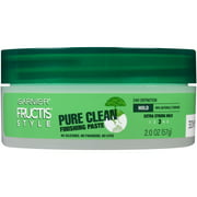 Garnier Fructis Style Pure Clean Finishing Paste, 2 oz.