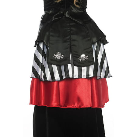 Bustle Womens Adult Pirate Wench Victorian Costume Waist Wrap-Os for $<!---->