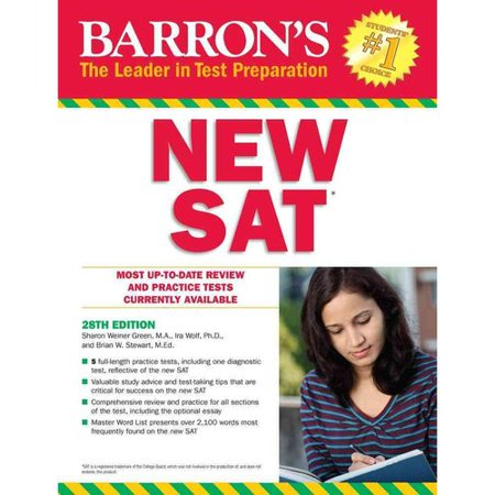 Barrons New SAT by