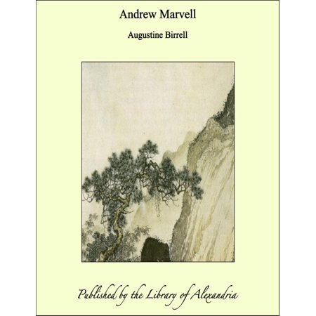 Andrew Marvell - eBook