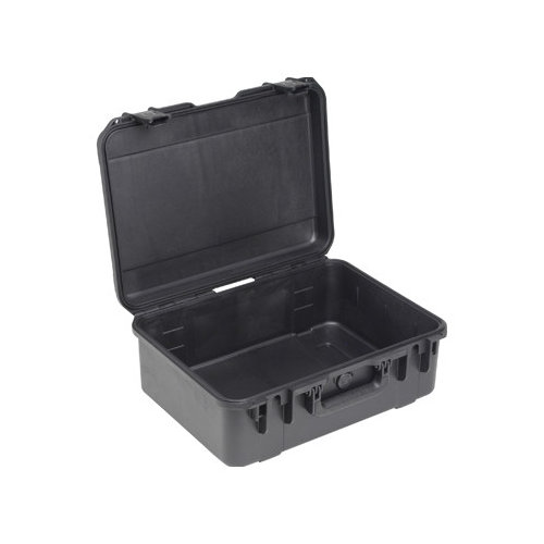 SKB Cases 3I Series Case Black: 17 3/8''L x 12 3/8'' W x 7''H (inside)