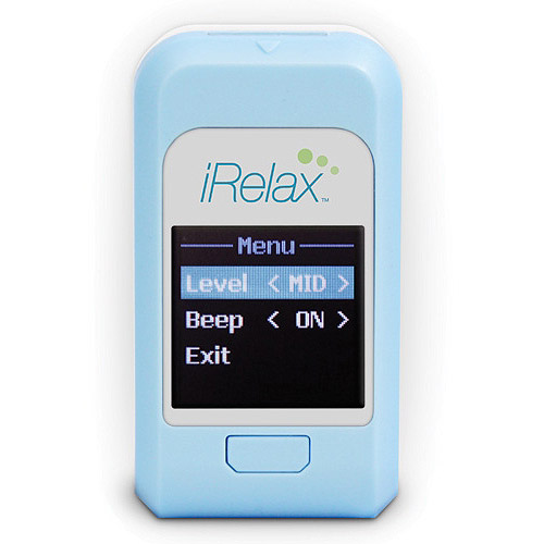Devon Medical Products iRelax Personal Stress Management Device