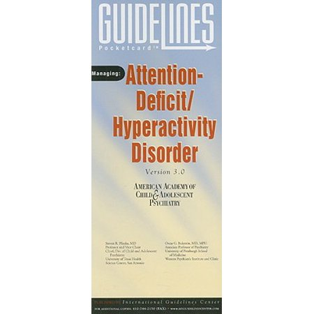 Attention-Deficit/Hyperactivity Disorder : Version 3.0
