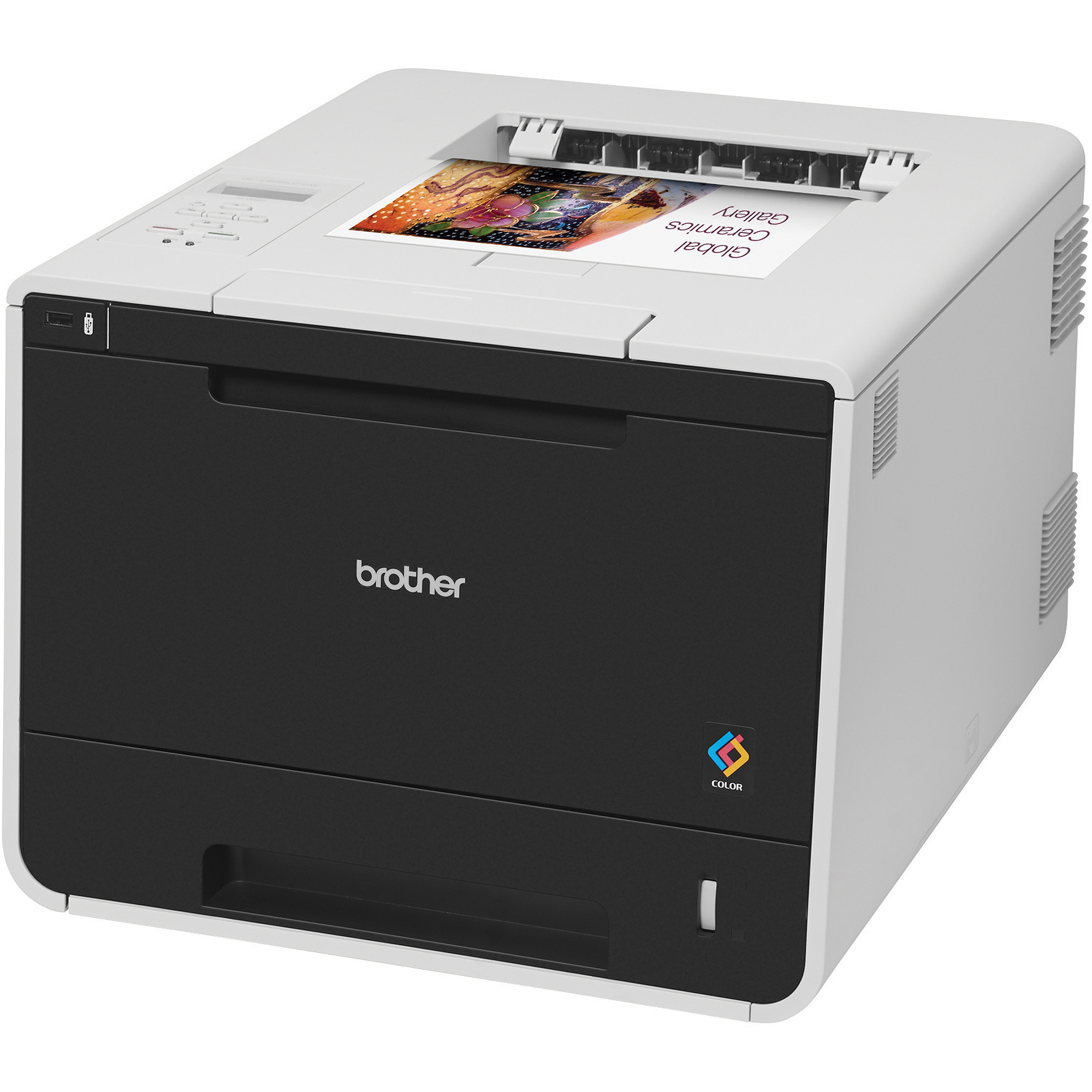 Color printers laser - Brother Hl 3180cdw Wireless Digital Color Multifunction Printer Copy Print Scan Walmart Com