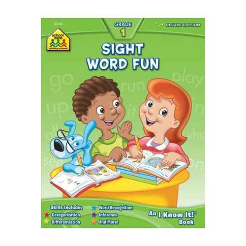 Sight Word Fun 1 By Non-License (Hardcover)
