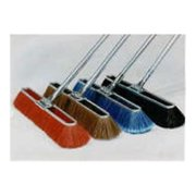 Bruske Products 2134CS4 Blue Brush with Handle (4-Pack)