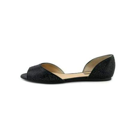 Inc International Concepts Womens Elsah2 Fabric Open Toe Slide -
