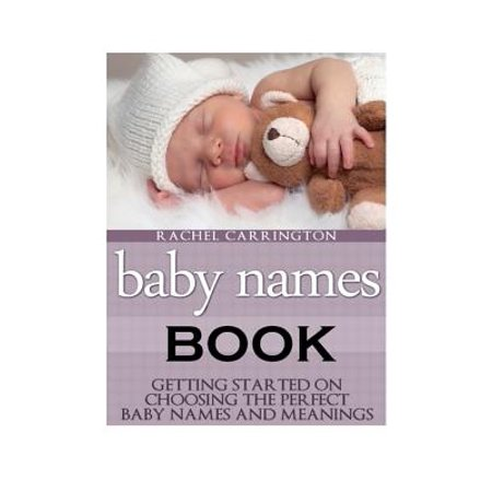 Baby Names Book : Getting Started on Choosing the Perfect Baby Names and Meanings.](Good Halloween Baby Names)