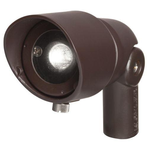 Kichler 16004-30 4W Mini LED Accent Light - 3000K - 35 Degree Flood Beam
