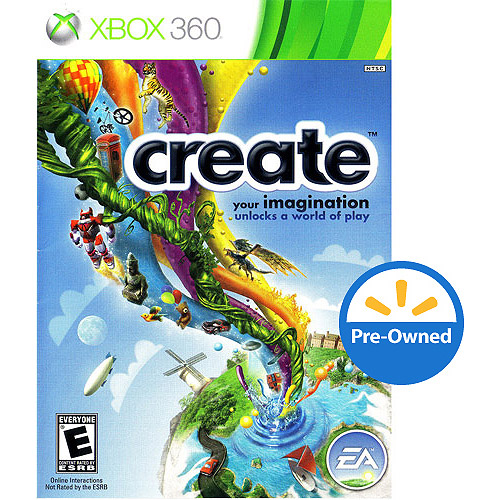 Create  (Xbox 360) - Pre-Owned