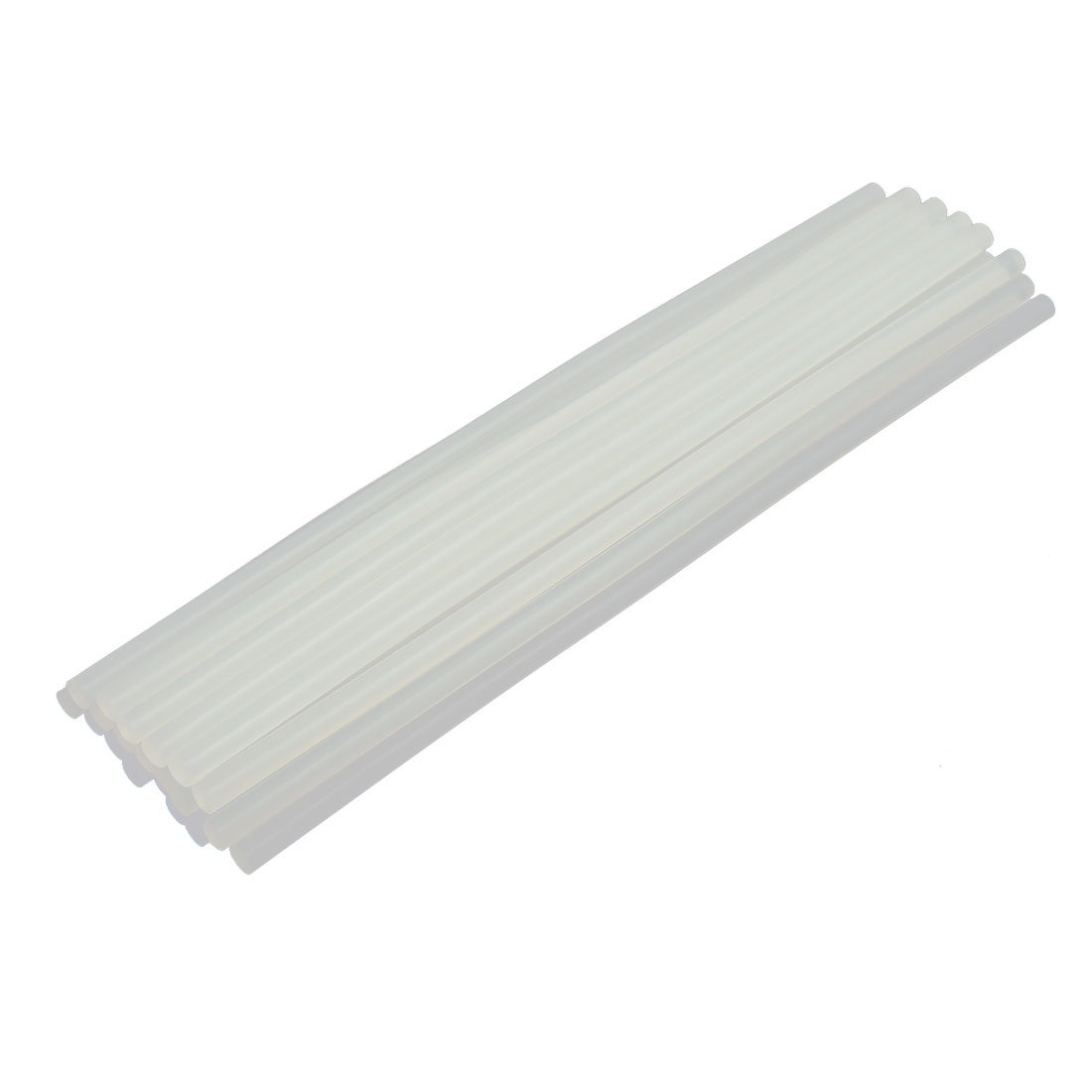 20Pcs 270x7mm Clear Hot Melt Glue Adhesive Stick for for Craft Heating Glue Gun - image 3 of 3