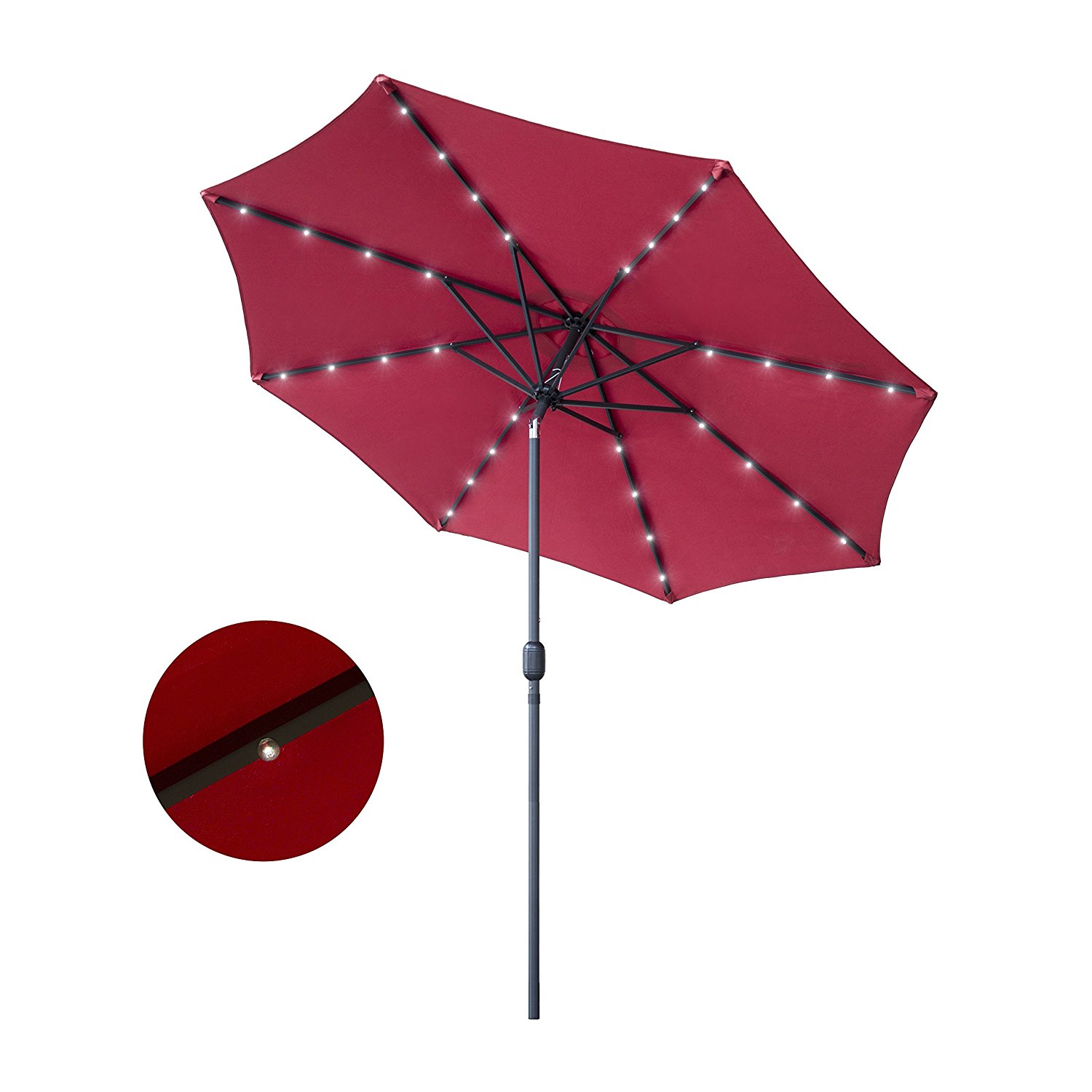 Departments  sc 1 st  Walmart : fade resistant patio umbrella - thejasonspencertrust.org