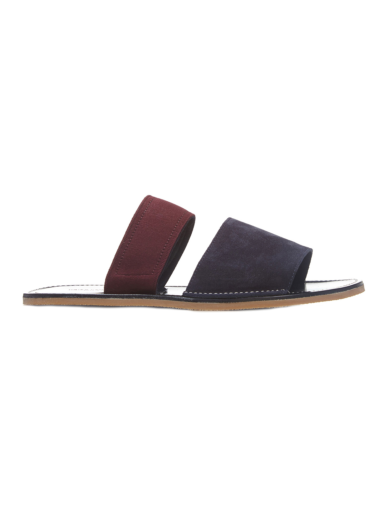 Dries Van Noten Men's Sandals MS19/926-509 Navy