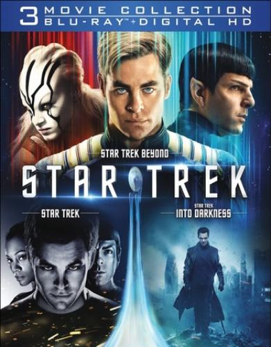 Star Trek Beyond: 3-Movie Collection by Paramount