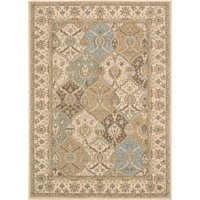Deals on Nourison Modesto Multiple Diamonds Polypropylene Rug
