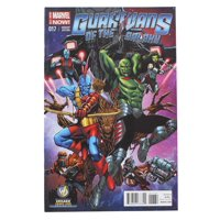 Marvel Guardians of the Galaxy #17 Wizard World Chicago 2014 Exclusive Cover