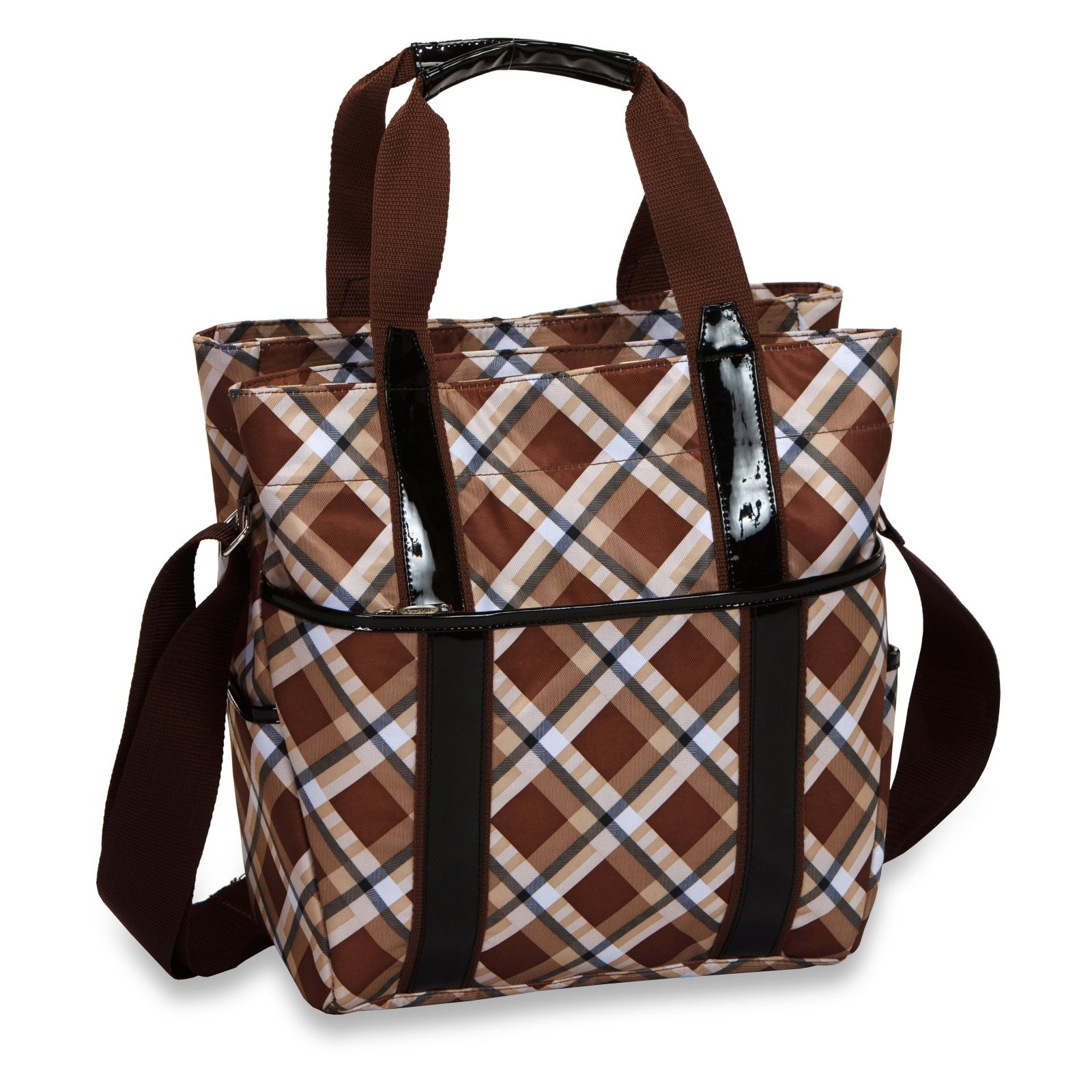 Picnic Plus Main Liner Lifestyle Cooler Bag - Saddle Plaid