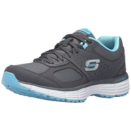 8cacdd481953 Skechers - 11906 Charcoal Skechers Shoe Women Flex Sport Athletic Train Running  Sneaker New 11906CCTQ - Walmart.com
