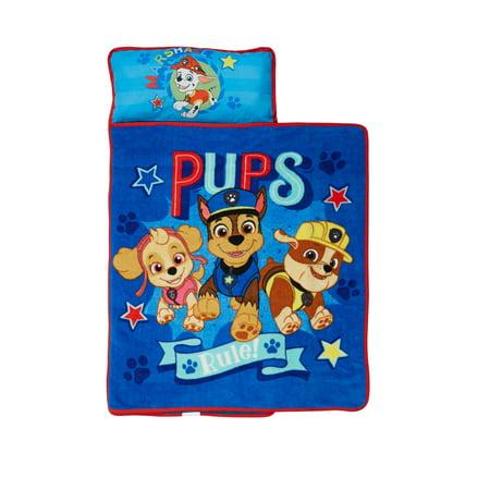 Paw Patrol Pups Rule Toddler Nap Mat