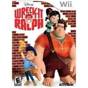 Disney Wreck-It Ralph WII
