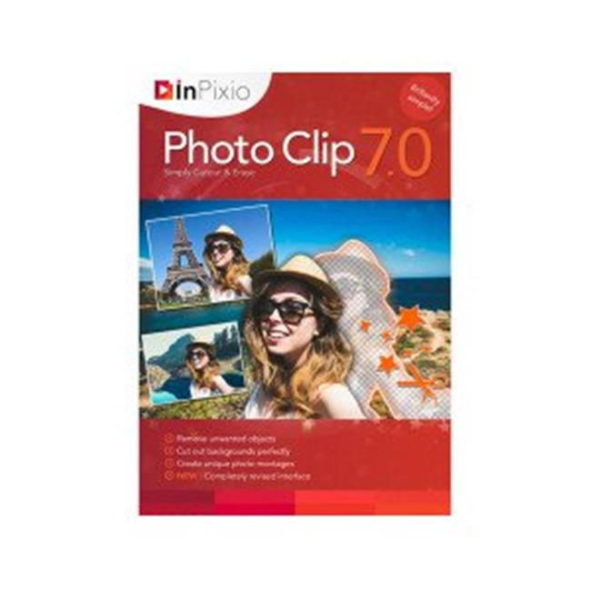 Inpixio Photo Clip 7.0 (Email Delivery)