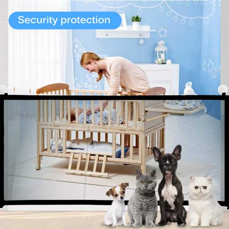 Upgrade Safety Dog Gate Baby Safety Gate For Kid Home - image 7 of 8