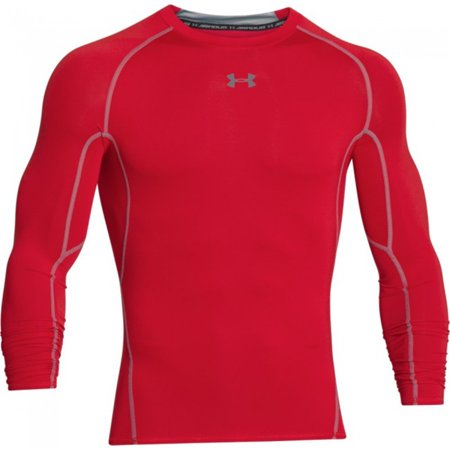 Under Armour Men Hg Long Sleeve Compression Shirt