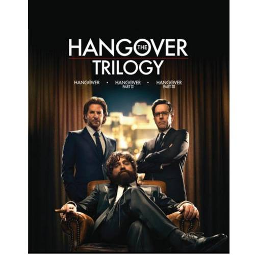 The Hangover Trilogy (With INSTAWATCH) (Walmart Exclusive))